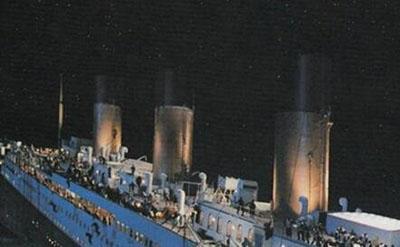 泰坦尼克号沉没时间地点于哪个海洋,真相是什么75 / 作者:伤我心太深 / 帖子ID:54309