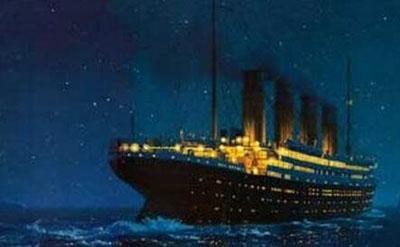 泰坦尼克号沉没时间地点于哪个海洋,真相是什么59 / 作者:伤我心太深 / 帖子ID:54309