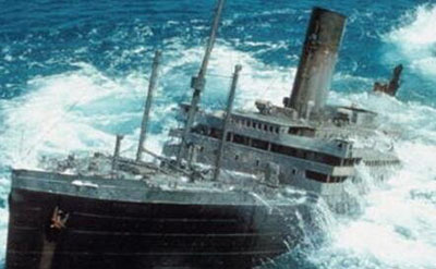 泰坦尼克号沉没时间地点于哪个海洋,真相是什么49 / 作者:伤我心太深 / 帖子ID:54309