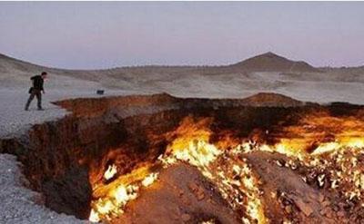 地狱之门在哪个国家,久是燃烧了43年的52 / 作者:伤我心太深 / 帖子ID:54306