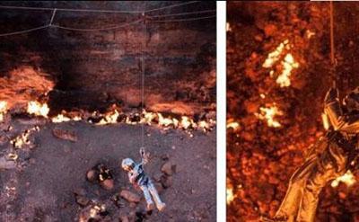 地狱之门在哪个国家,久是燃烧了43年的46 / 作者:伤我心太深 / 帖子ID:54306