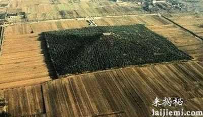 秦始皇陵上榜世界十大绝密胜境 这些地方你去过吗58 / 作者:UFO来啦 / 帖子ID:65393
