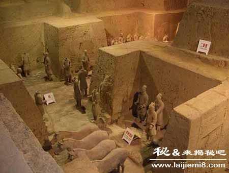 秦始皇陵墓为什么没被盗的原因83 / 作者:UFO来啦 / 帖子ID:65396