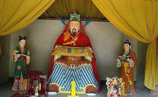 财神爷是谁?中国民间传说中的九大财神17 / 作者:UFO来啦 / 帖子ID:65837