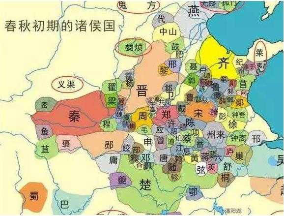 春秋战国以前是什么朝代:周朝和春秋战国的关系14 / 作者:UFO来啦 / 帖子ID:64147