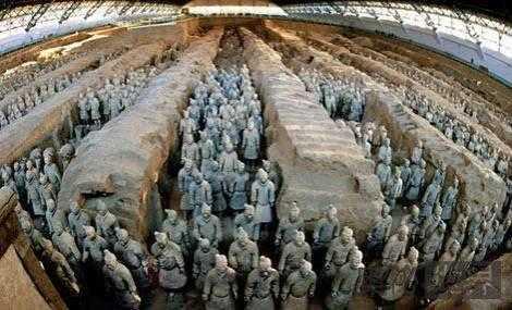 秦始皇陵和武则天墓为何到现在还不能挖50 / 作者:UFO来啦 / 帖子ID:65394