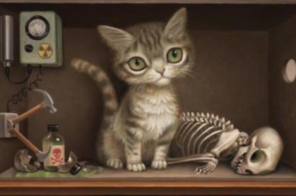 薛定谔的猫是什么意思 薛定谔的猫说明了什么36 / 作者:UFO爱好者 / 帖子ID:67784