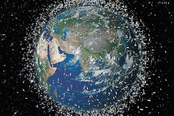 太空垃圾怎么产生的:卫星和火箭残骸等物质(危害极大)14 / 作者:UFO爱好者 / 帖子ID:67781