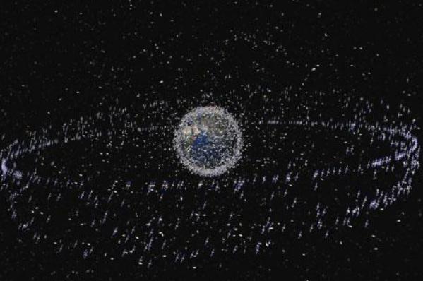 太空垃圾怎么产生的:卫星和火箭残骸等物质(危害极大)76 / 作者:UFO爱好者 / 帖子ID:67781