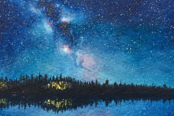 星星为什么会眨眼睛:大气温度变化导致(光透过程度不同)24 / 作者:UFO爱好者 / 帖子ID:67780